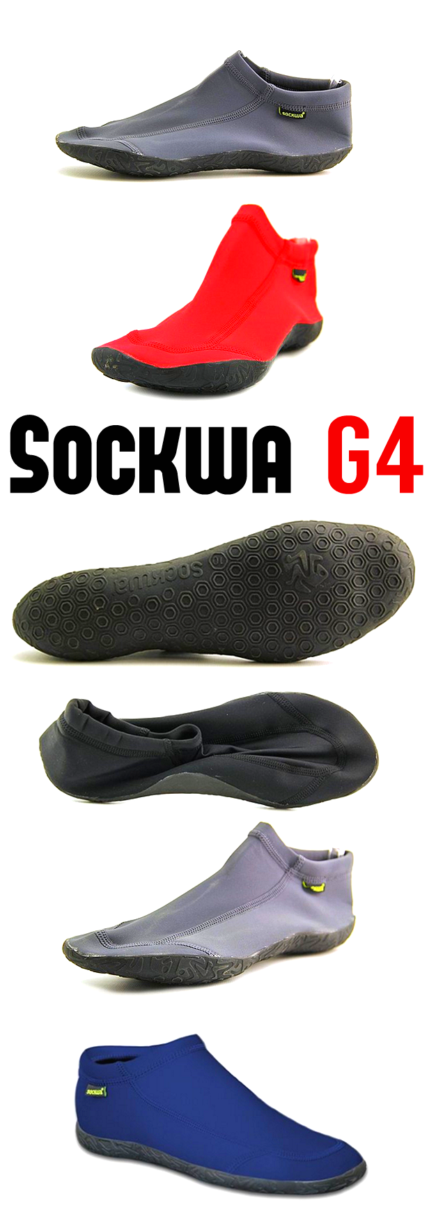 Sockwa G4 Review for Forefoot Running