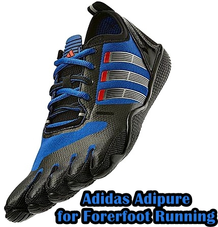super popular c3871 91031 Forefoot Running Shoe - Adidas Adipure