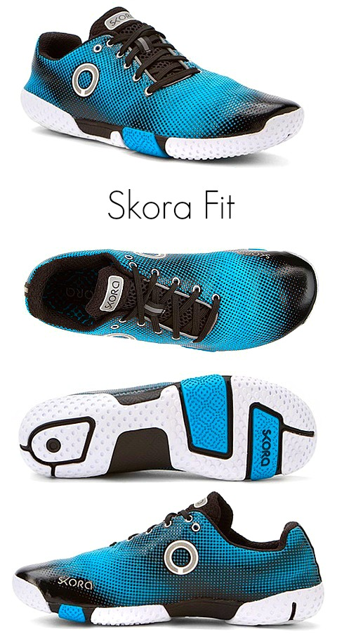 Forefoot Running Shoe Review - Skora Fit