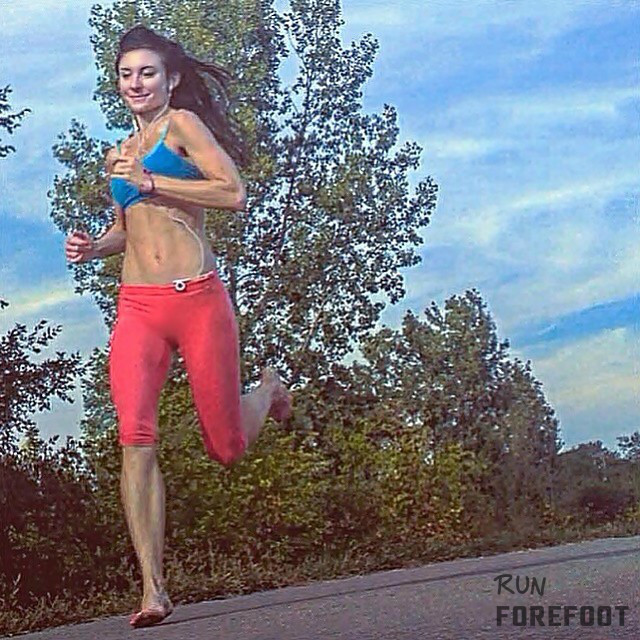 Always Maintain Good Running Form