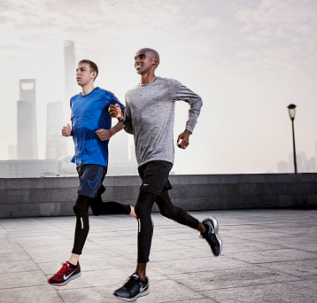 Less Impact and Mechanical Work in Forefoot Running