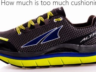 Low Heel to Toe Drop Running Shoes No Metabolic Advantage