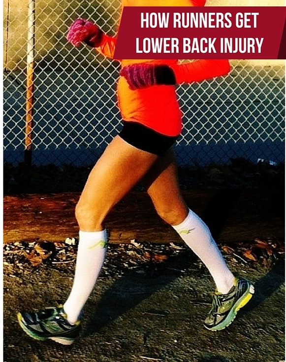 2 Ways Heel Strike Running Cause Lower Back Injury