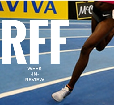 Run Forefoot - Week in Review June 2015