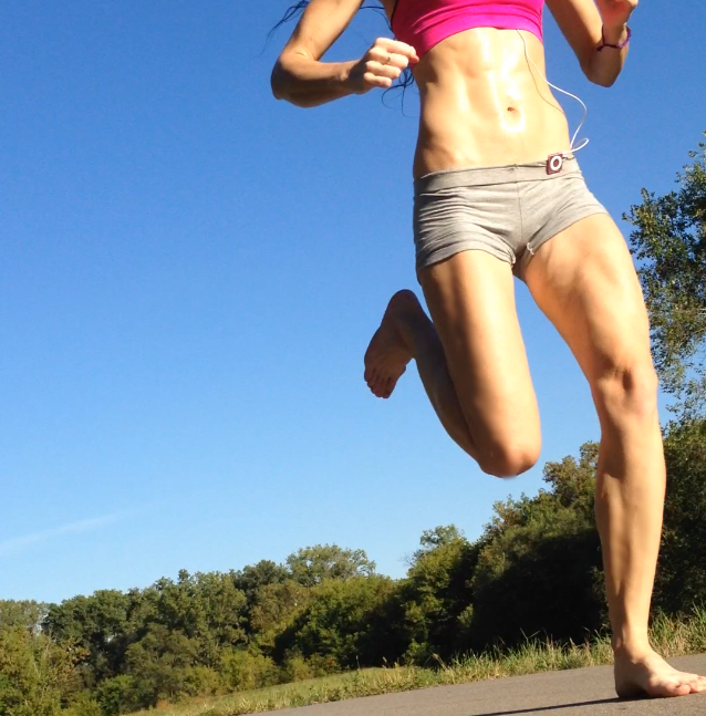 Why Heel Strikers Switching to Forefoot Running Should Try Running Barefoot