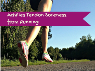 Achilles Tendon Soreness From Running