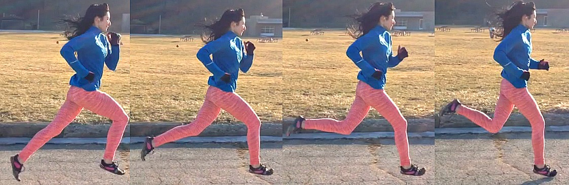 Aavoid Obsessing Over The Proper Running Form - Run Forefoot
