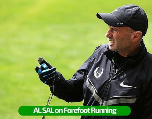 Alberto Salazar on Forefoot Running