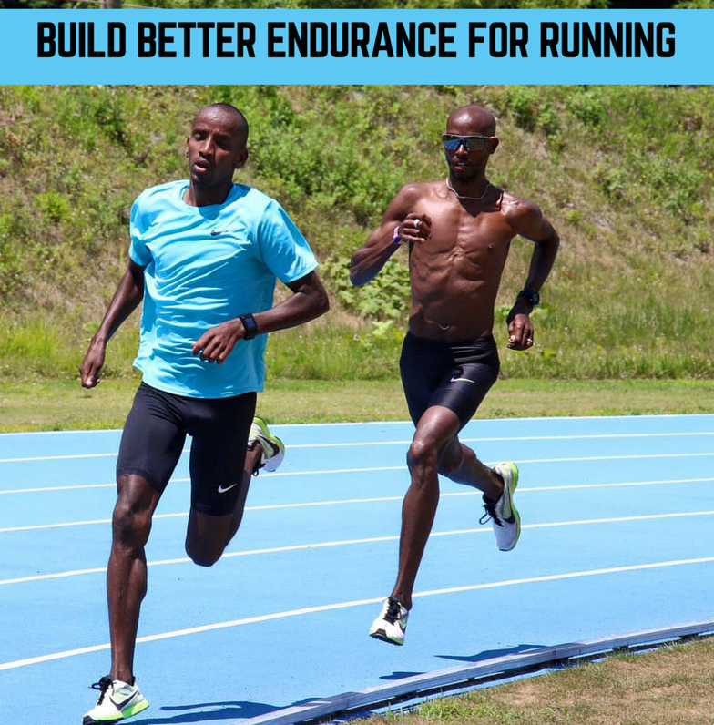 How to Build Endurance for Running
