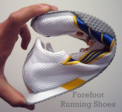 Running Shoes for Forefoot Running