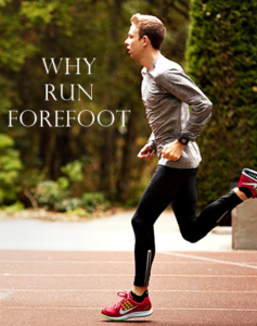 Why Run Forefoot