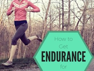 How to Get Endurance for Running