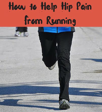 How to Help Pain From Running
