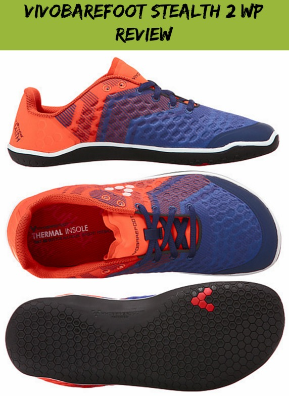Vivobarefoot Stealth 2 WP Review