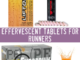 Effervescent Tablets Examples for Running