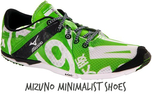 Mizuno Minimalist Shoes