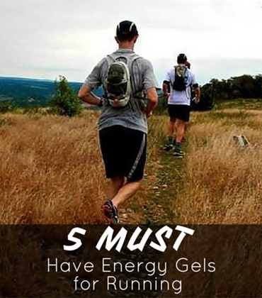 Must Have Energy Gels for Running