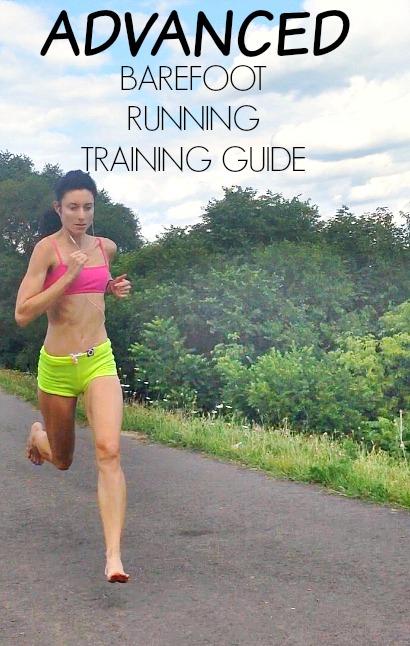 Advanced Barefoot Running Training Schedule