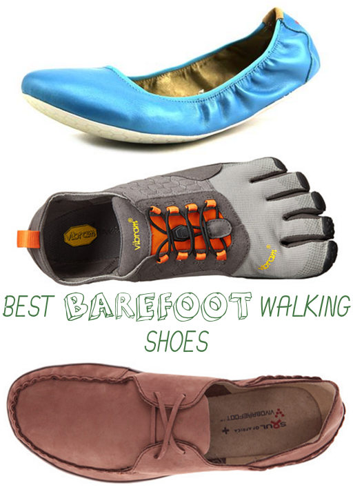 Best Barefoot Walking Shoes