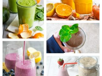 Healthy Smoothie Ideas for Runners