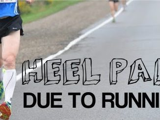 Heel Pain Due to Running