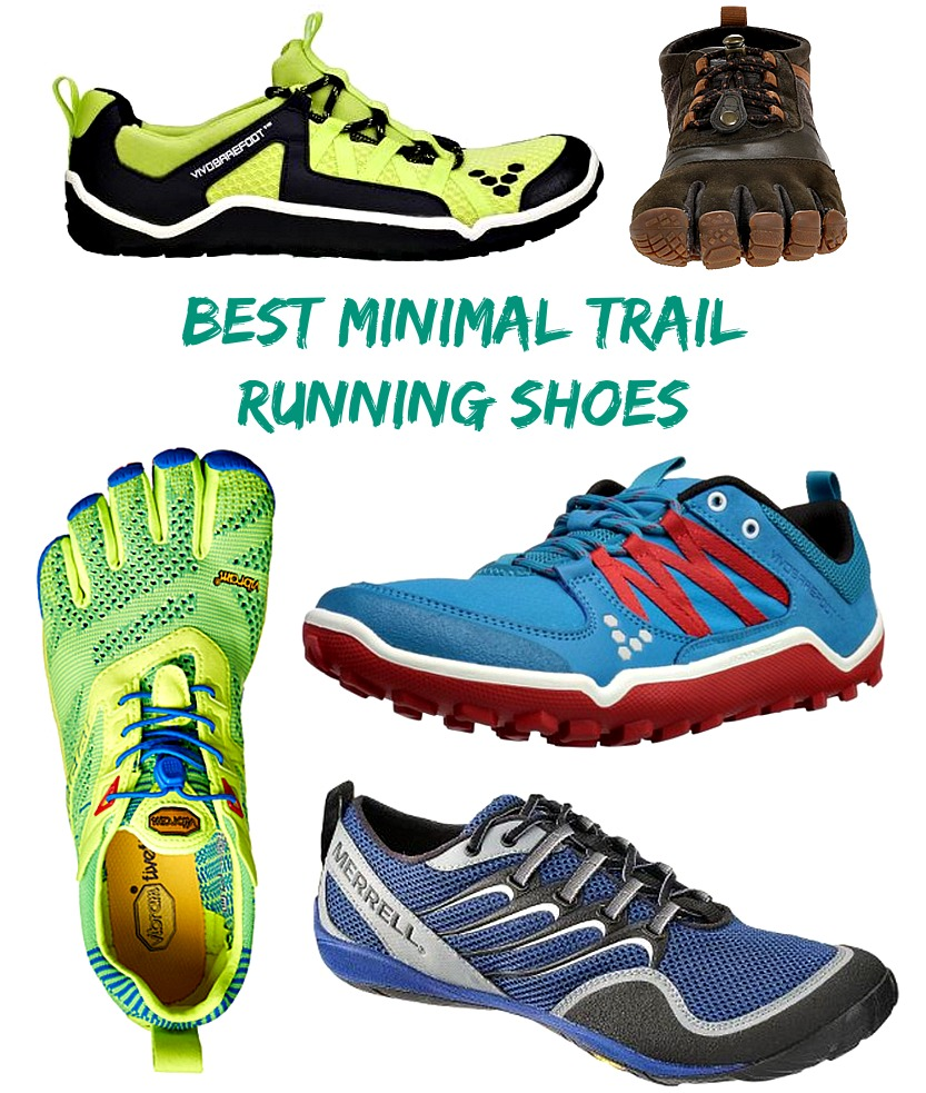 Best Minimalist Running Shoes for the Trails!