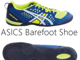 Asics Barefoot Running Shoe