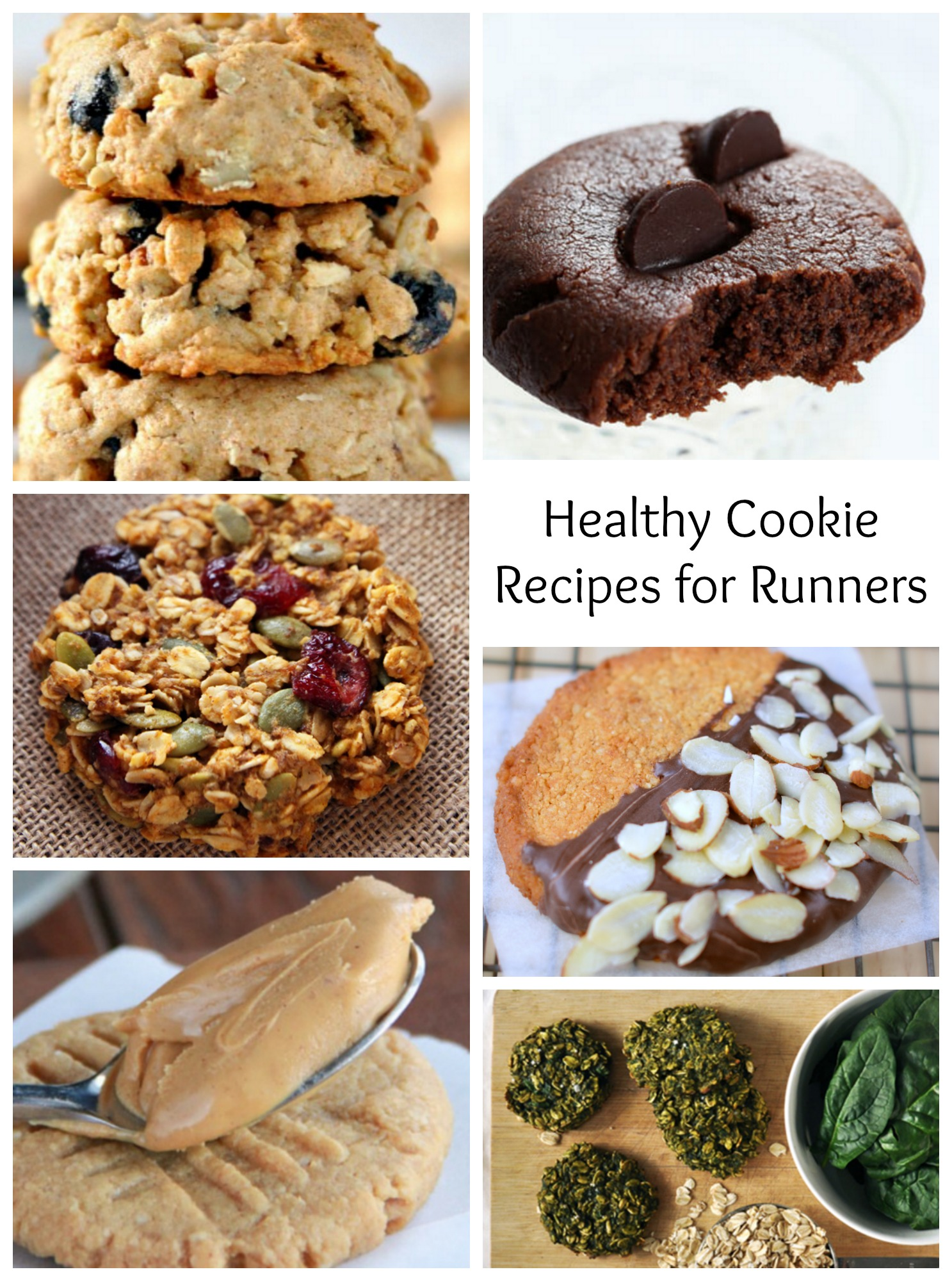 Healthy Cookie Snacks for Runners