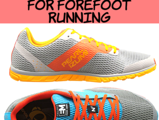 Pearl Izumi Em Road N0 Review for Forefoot Running