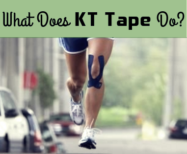 What Does KT Tape Do for Runners