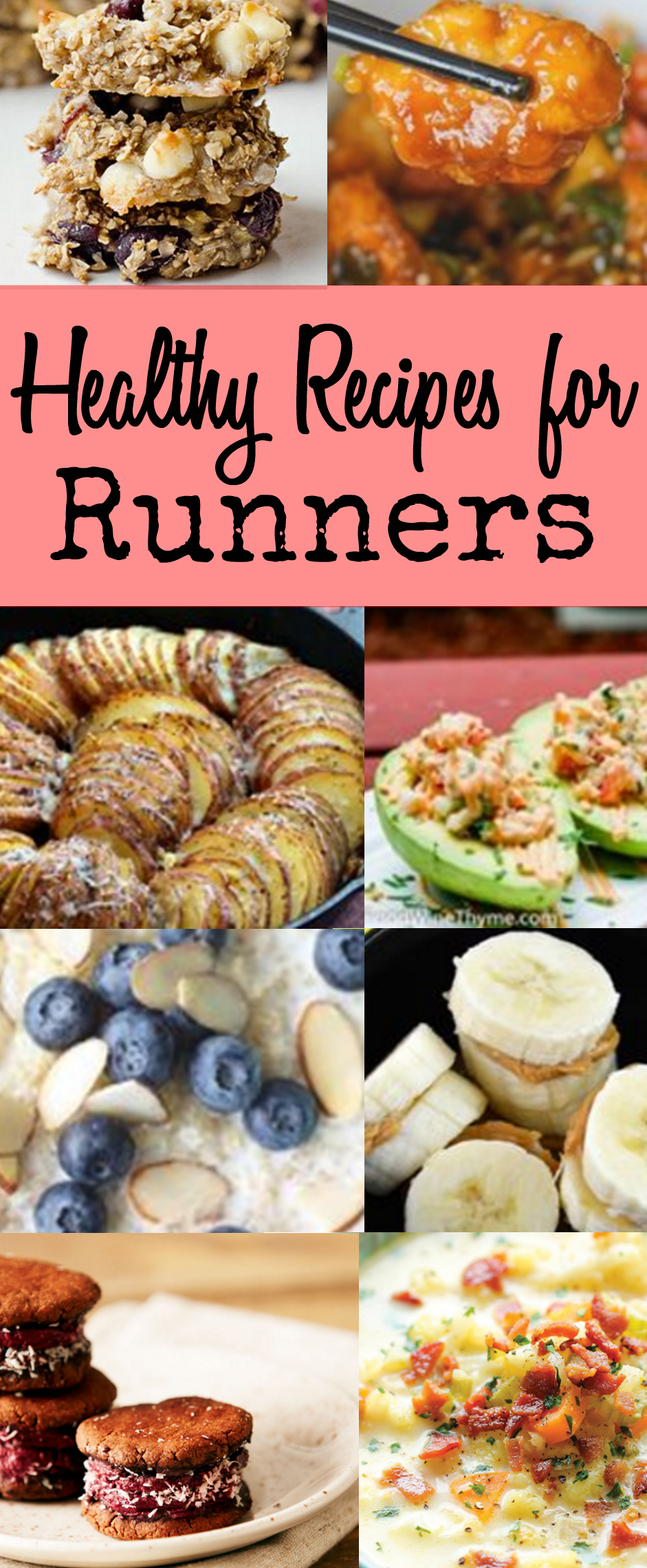 Healthy Food for Runners