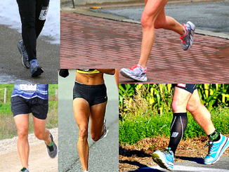 Heel Strike Runners Run Harder on Any Surface