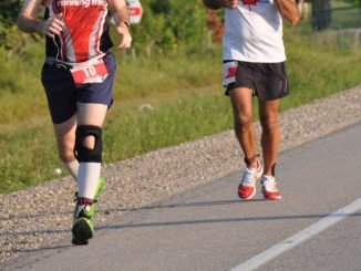 Heel Strike Running and Persistent Ankle Pain