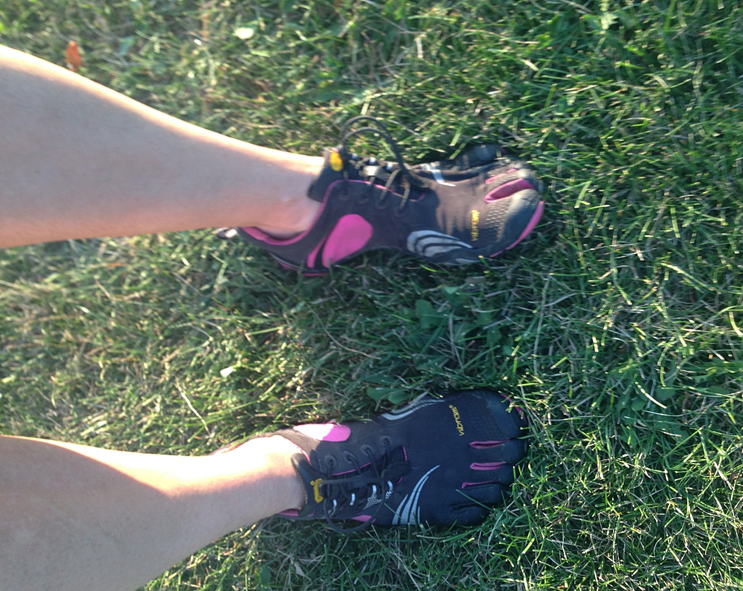 Why Barefoot Before Going Minimalist