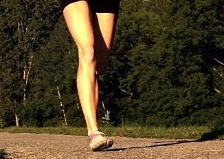 Step Width Running