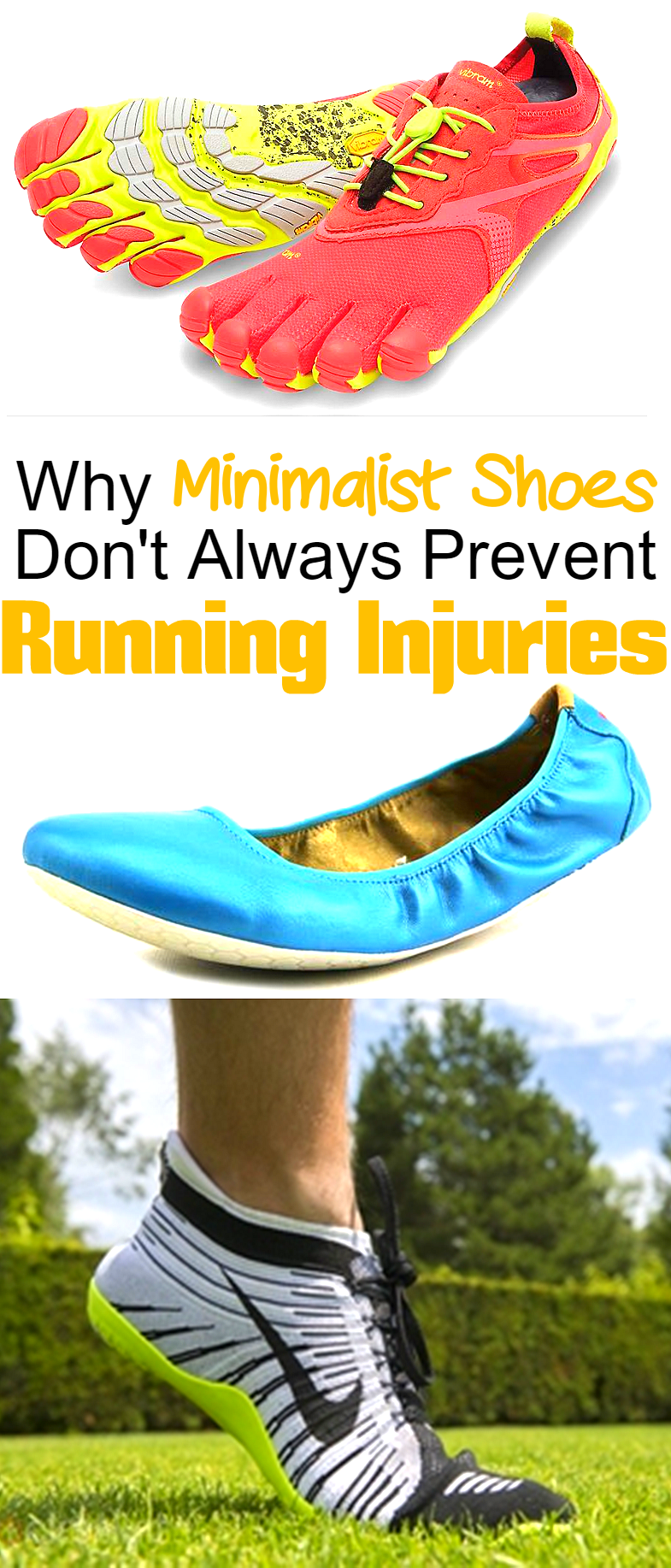 Why Minimalist Shoes Aren't Preventing Running Injuries ...