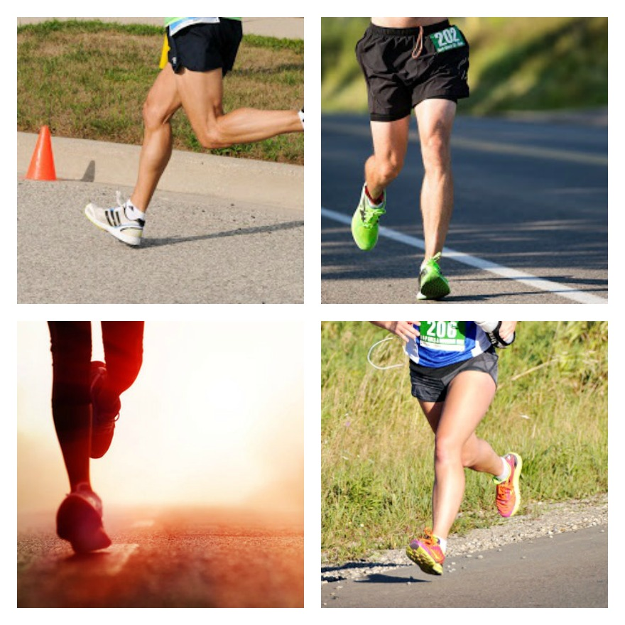 How Heel Strike Running Causes Hyperextension Injury
