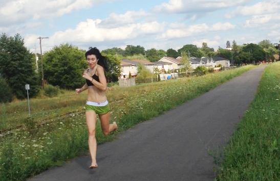 Shin Splints From Barefoot Running