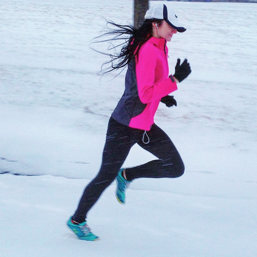 Tips for Forefoot Running Downhill