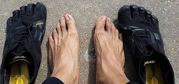 Why Do More Walks Barefoot