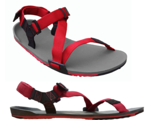 Xero Shoes Umara Z-Trail Sandals Review for Forefoot Running