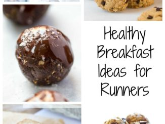 Healthy Breakfast Ideas for Runners