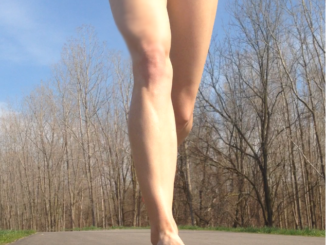 Dealing with Shin Splints When Barefoot Running