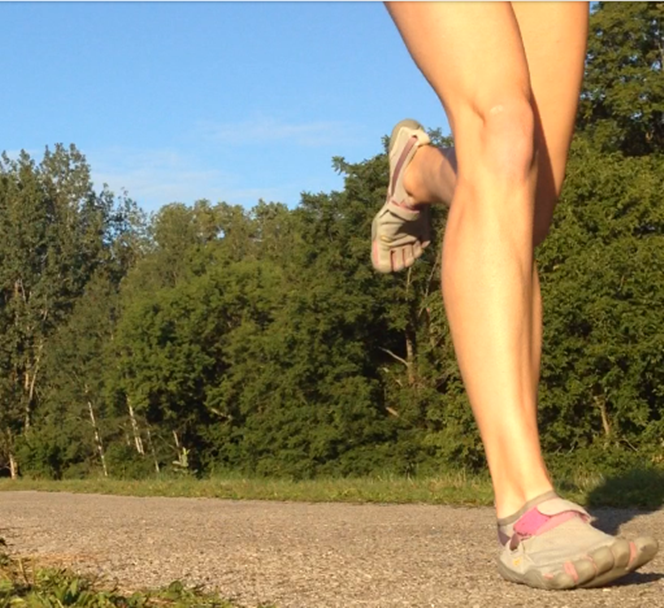 Why Your Shins Hurt When Running Barefoot