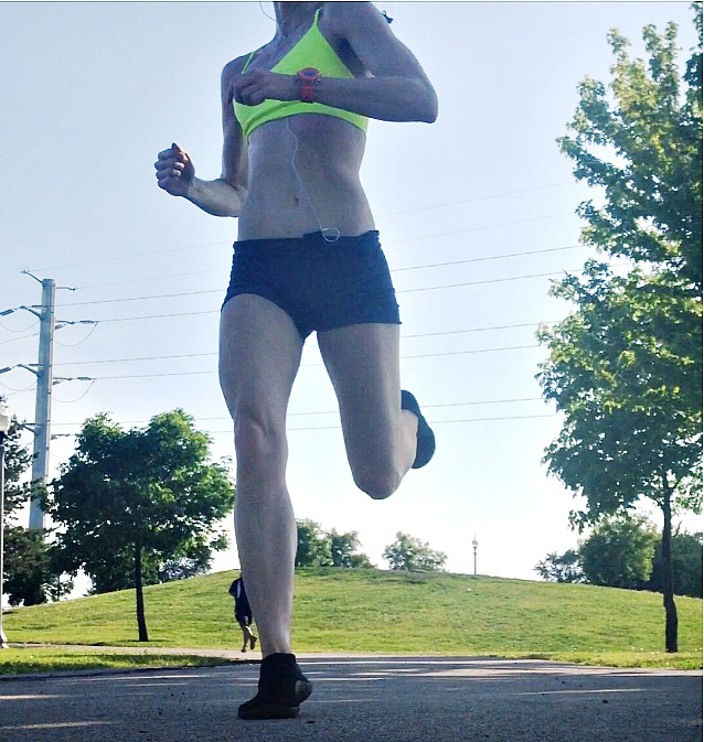 Sore Knees When Forefoot Running