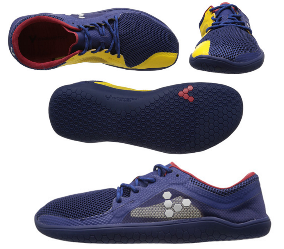 Forefoot Running Shoe Review - Vivobarefoot Primus