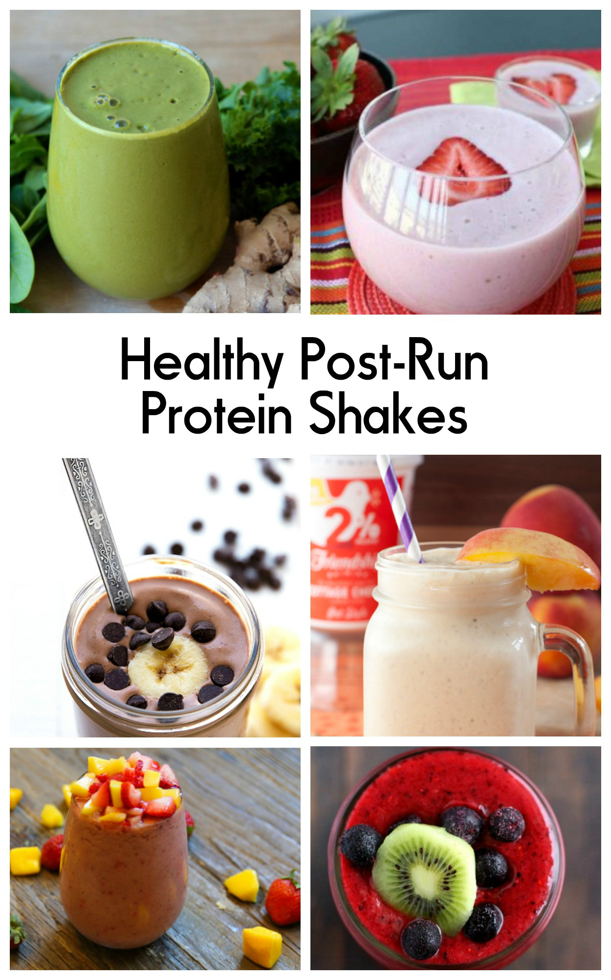 Great Protein Shakes for Runners