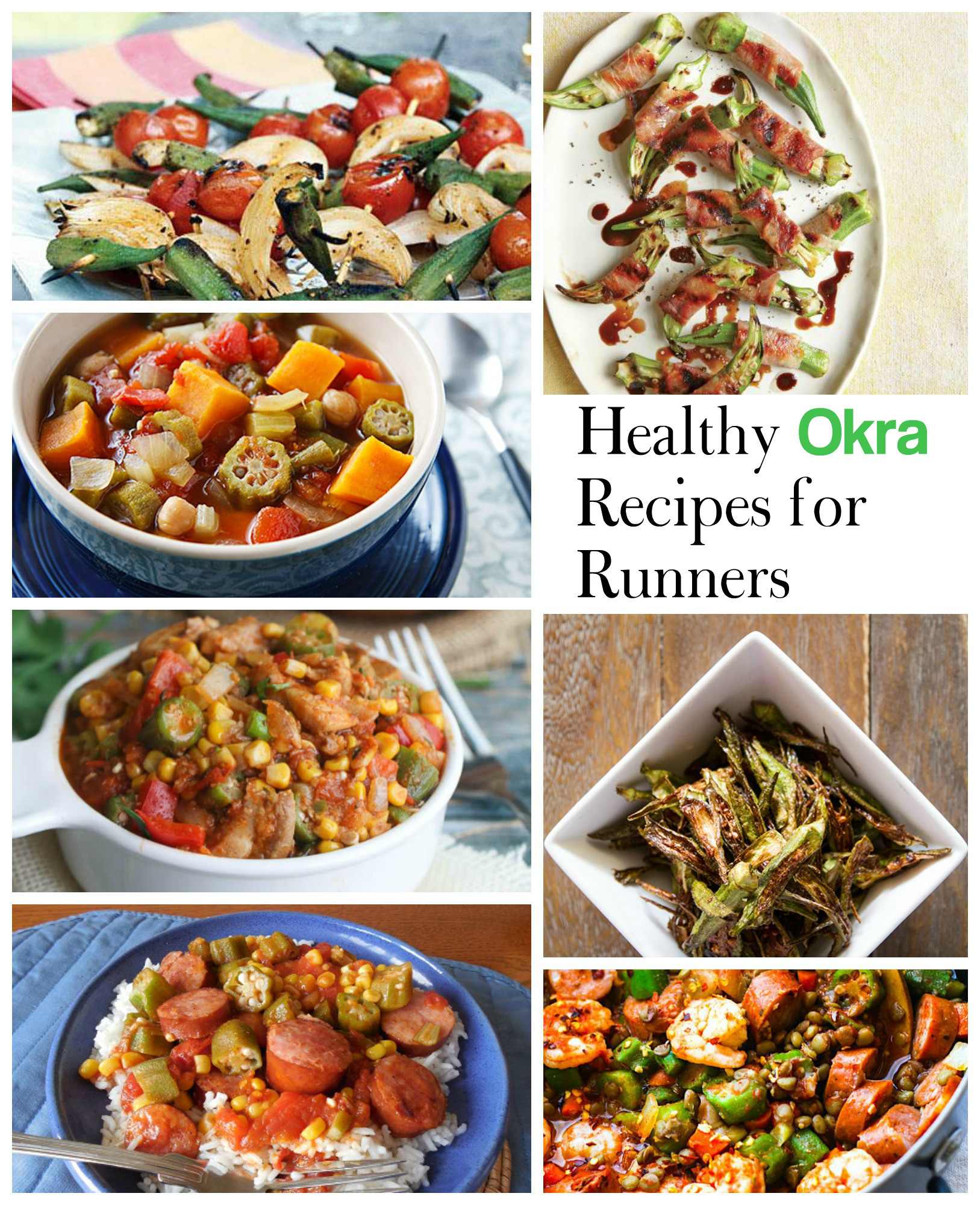 Healthy Okra Recipes for Runners