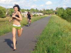 Easy Barefoot Running Training Schedule