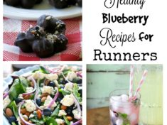Healthy Blueberry Recipes for Runners